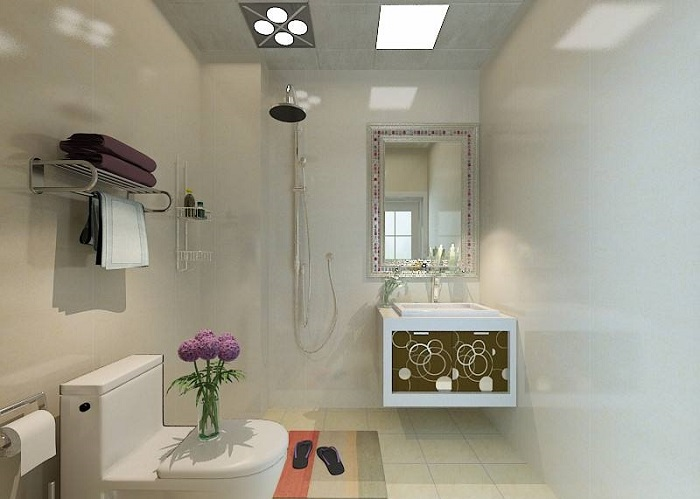 武汉旧房卫生间做局部翻新装修,这几个重点你知道嘛?